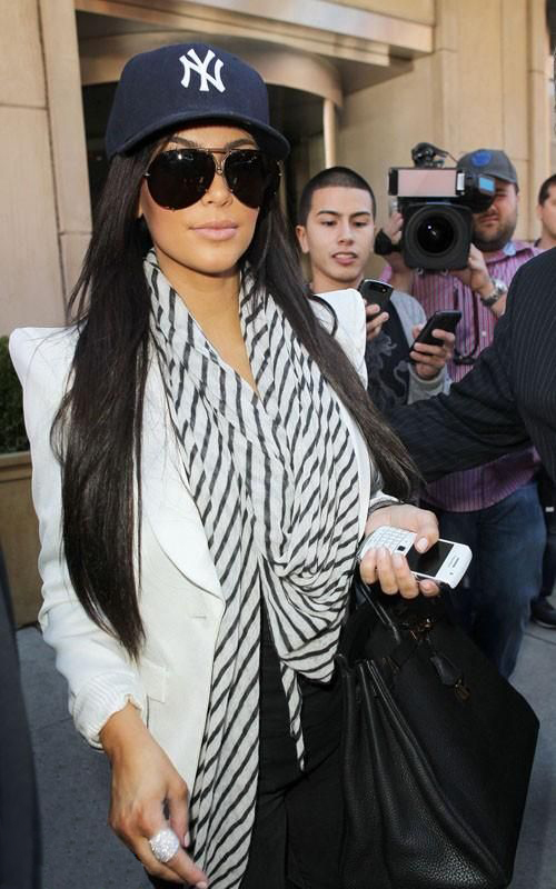 Kim Kardashian, model, photo shoot, New York City, Fashion, Style, Celebrity