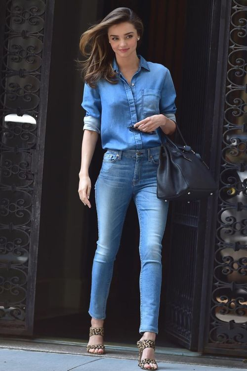 Miranda Kerr, Actress, Singer, Blue Jeans, Denim