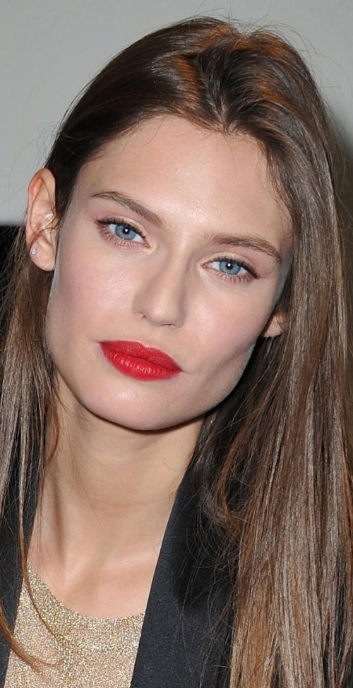 Bianca Balti, red lips, red lipstick, sexy, actress, model, top model, hollywood, fashion, make up, Dresslikeabitch.com, dress like a bitch