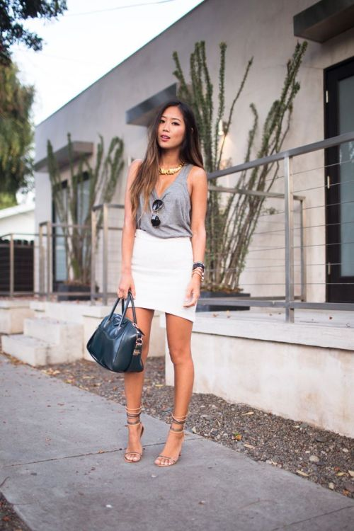Aimee Song, songofstyle, Dress, Legs, High Hills, Shoes, Woman, Model, Celebrity, Actress, Hollywood