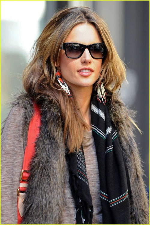 Celebrity, model, New York City Sexy, Alessandra Ambrosio