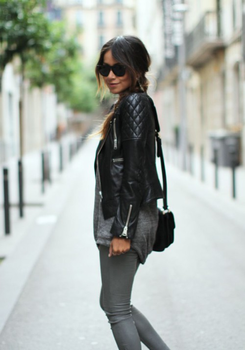 Leather Jacket, Rock, Love, Sexy