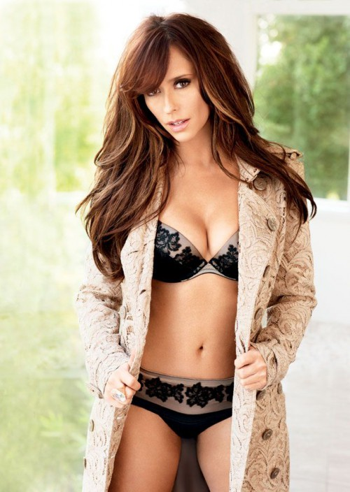 Jennifer Love Hewitt, Lingerie, sexy, hot, brunette, actress, hollywood