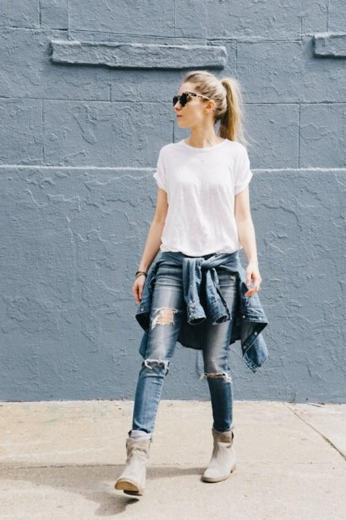 blogger, White T-shirt, tshirt, tee shirt, actress, model, singer, hot, celebrity